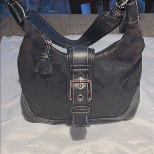 Cute black Coach Bag